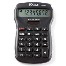 fonction le de poche calculatrice de poche fonction standard solaire et pile