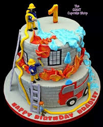 fireman sam and friends for bradley s birthday