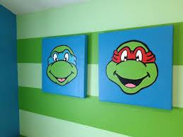 teenage mutant ninja turtles cool ninja turtle bathroom ideas