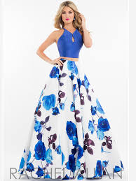 rachel allan 7583 keyhole crop top prom dress dressprom net