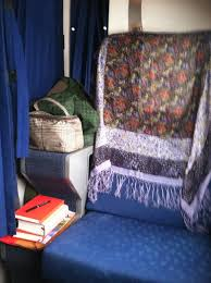 Amtrak Superliner Bedroom by The Sleeper Cars Born On A Train