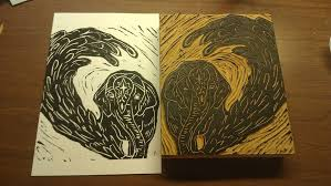 Linoleum Block Printing 6 Steps With Pictures