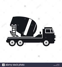 Concrete Mixer Truck Icon, Simple Style Stock Vector Art ... Delivery Truck Icon Vector Illustration Royaltyfree Stock Image Forklift Icon Photos By Canva Service 350818628 Truck The Images Collection Of Png Free Download And Vector Hand Sack Barrow Photo Royalty Free Green Cliparts Vectors And Man Driving A Cargo Red Shipping Design Black Car Stock Cement Transport 54267451 Simple Style Art Illustration Fuel Tanker