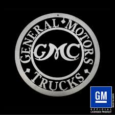 100 Gmc Trucks GMC Sign Speedcult Officially Licensed