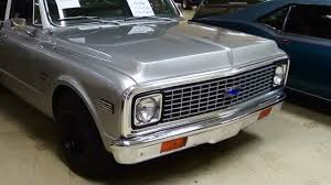 100 Chevy Truck 1970 Chevrolet C10 Pickup YouTube