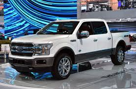 2018 Ford F-150 Pickup Trucks | Ford | Pinterest | Ford, Ford Trucks ... 2019 F150 Limited Gains Highoput Ecoboost V6 Making It The Most 52018 Ford Recall Alert News Carscom Recalls Small Batches Of Trucks Cluding Raptor Inside The Numbers Why Wont Lose Its Shirt Building 1 Owner 1995 Pickup Truck 49l Manual Ac Clean For Tonneau Cover Lock Roll For 65ft Flareside 2018 Diesel First Drive Review High Torque High Mileage Recalls Trucks And Suvs Possible Unintended Movement 2015 Sfe Highest Gas Mileage Model Alinum Fords Alinum Truck Is No Lweight Fortune Becomes First Pursuitrated Police
