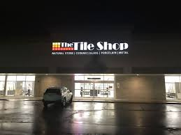 the tile shop opens new big box store in schererville northwest