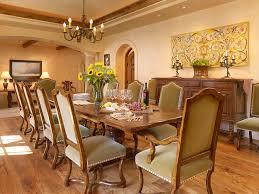 Mediterranean Dining Room Popular With Photo Of Minimalist Fresh At Design