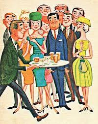 163 Best Vintage Cocktail Party Images On Pinterest