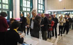 bureau de vote polémique sur la sécurisation des bureaux de vote le parisien