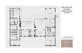 100 Mid Century Modern Beach House Home On Behance