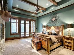 Bedroom Master Paint Ideas Awesome Home Design Rustic Mountain Lodge