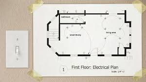 Bathroom Cad Blocks Plan by Drawing Electrical Plans In Autocad Pluralsight