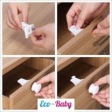 Magnetic Locks For Furniture by Baby U0026 Child Proof Cabinet U0026 Drawers Magnetic Safety Locks Set Of