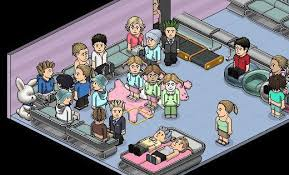 A Dutch Teenager Has Been Arrested For Stealing About 5900 Worth Of Virtual Furniture In The MMO Habbo Hotel
