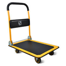 Push Cart Dolly By Wellmax | Functional Moving Platform + Hand Truck ...