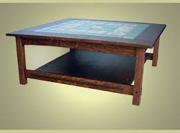coffee tables ideas tile top coffee table images