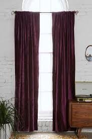 Ikea Sanela Curtains Red by Sanela Curtains 1 Pair 55x118