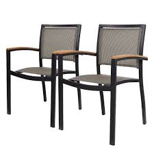 US $189.99 |2 PK. Stackable Patio Chairs Metal Indoor Outdoor Restaurant  Stack Chair Arm Constructed Aluminum Alloy Lightweight & Sturdy-in Dining  ... Homecrest Allure Sling Stacking Arm Chair Outdoor Interiors Stackable Eucalyptus And Ding Driftwood Grey Wicker Paris Inoutdoor With Dark Bamboo Alinum Frame Black White Bfm Seating Ph21cbl Madrid Indoor Synthetic Charles Bentley 3piece Rattan Fniture Set Cushions Costway Of 4 Style Metal Chairs Kitchen Side Rakutencom Green By Winslow Home At Sam Levitz Abby Patio Comfort Gray Fabric Steel Reception Arms Emu Star Custom Premium Replica Mainstays Dalloway 2piece Bistro