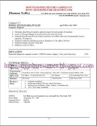 Resume Models Lecturer Engineering Colleges Cover Letter Examples Sample Format For In College