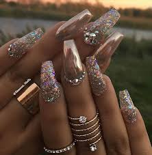 Most Popular Coffin Nail Designs To Try Yourself