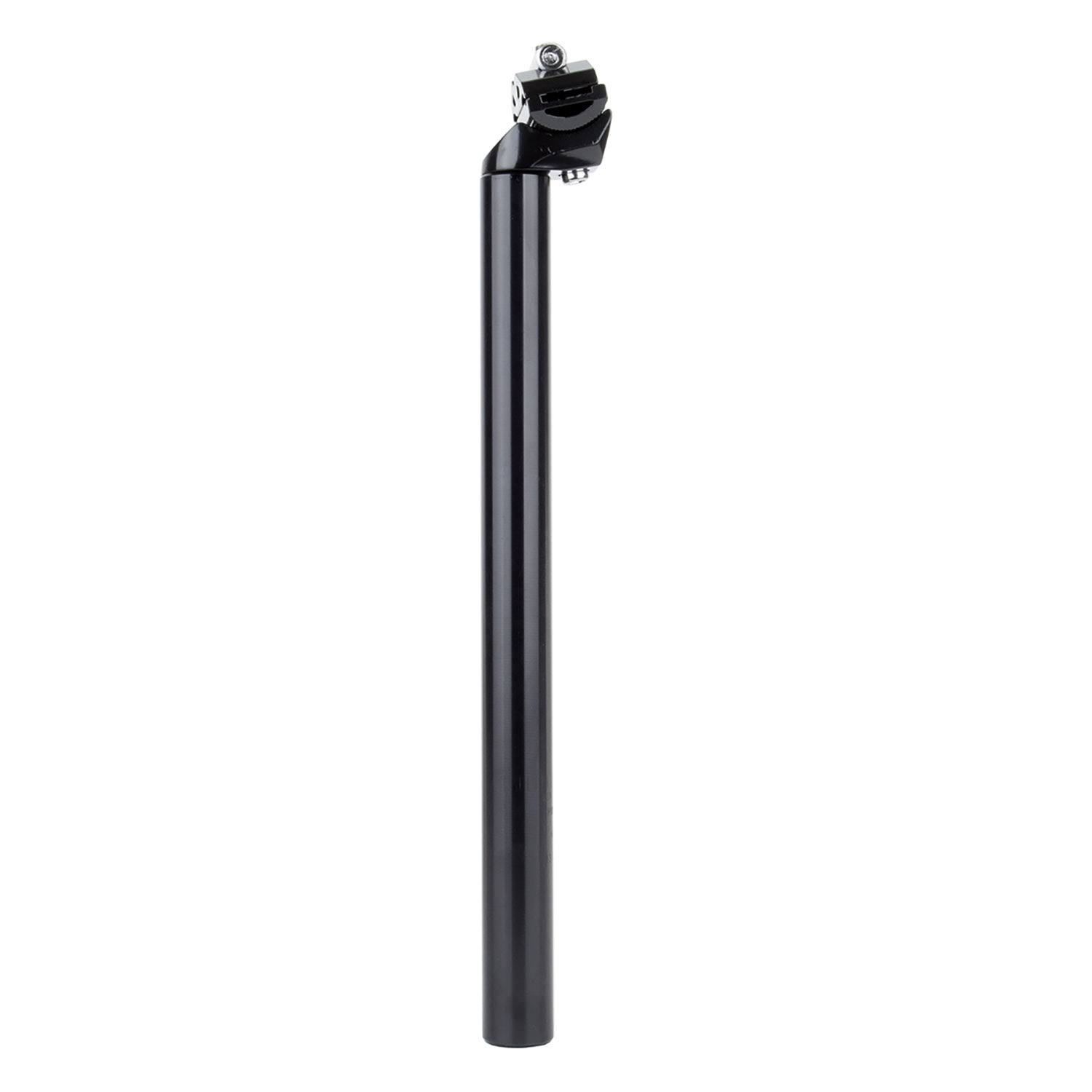 Sunlite Bicycle Classic Alloy Seatpost - 27.2mm x 350mm, Black