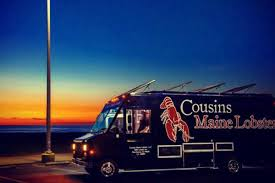 Cousins Maine Lobster Food Truck To Park In Las Vegas - Eater Vegas Lobster Hut In Milford Serves Up Rolls That Rival Cape The Maine Lady Food Trucks In Phoenix Az San Antonios Getting A Second Cousins Truck Flavor Shark Tank Atlanta Scoopotp Los Angeles Chew This Quick Bite Forkful Lobsta Truck Lobster Roll Best Bay Area Favorites Queen Latifah Shark Tanks Award Wning Cousins Maine Lobster Food Truck Roaming Hunger Limo Local Directory Nauti And 2nauti Lukes Traceable Sustainable Seafood