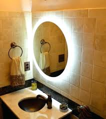 lights wall mount makeup mirror with lights articles led tag