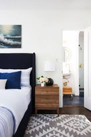 Exterior Design Traditional Bedroom Design With Tufted Bed And by Best 25 Navy Headboard Ideas On Pinterest Blue Headboard Navy