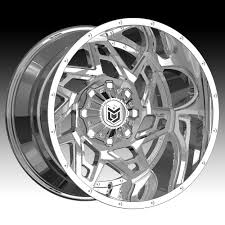 100 Custom Rims For Trucks DropStars 652V Chrome PVD Wheels Dropstars