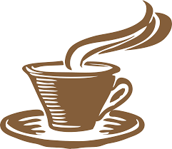 Drawing Coffee Of A Cup Tea Graphic Freeuse Download