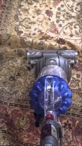 Dyson Dc41 Hardwood Floor Attachment by Dyson Dc41 Vacuum Fail Youtube