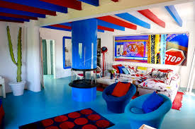 100 Pop Art Interior Design Style