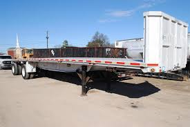 100 Don Baskin Truck Sales 1989 RAVENS Flatbed Trailers For Sale Auction Or Lease Covington TN