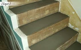 beton cire sur escalier bois beton cire sur escalier bois photos de conception de maison
