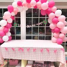 38 Pcs Peppa Pig Girls Birthday Party Balloon Decoration DIY Set