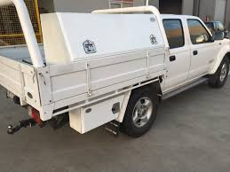 100 Pick Up Truck Boxes Steel UnderBody Toolbox Left Or Right Side Options Available