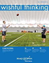 Pumpkin Patch Daycare Hammond La by Wishful Thinking Fall Winter 2016 By Make A Wish South Dakota Issuu