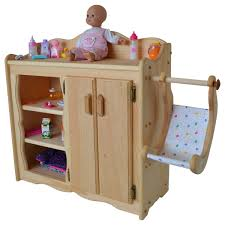Dollys Changing Table Elves Angels