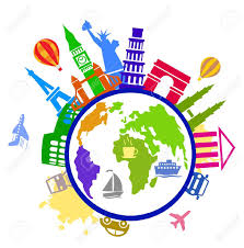 Place Clipart World Travel 4