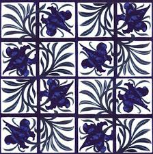 design and color ideas tulip and trellis tile designed by wm
