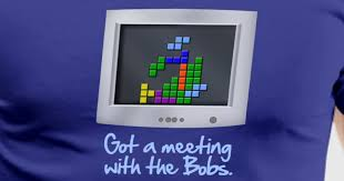 Meeting With The Bobs Office Space T Shirt