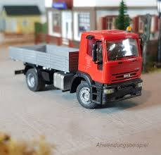 Mounted 1:87 Truck Steering For Car System