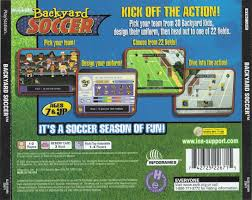Backyard Soccer [U] ISO < PSX ISOs | Emuparadise Backyard Football 2006 Screenshots Hooked Gamers Soccer 1998 Outdoor Fniture Design And Ideas Dumadu Mobile Game Development Company Cross Platform Pro Evolution Soccer 2009 Game Free Download Full Version For Pc 86 Baseball 2001 Mac 2000 Good Cdition Amazoncom Sports Rookie Rush Video Games Nintendo Wii Images On Charming 2002 Pc Ebay Of For League Tournament 9 Indoor Indecision April 05 Spring Surprises Pt 1 Kimmies Simmies