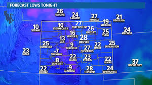 Weather In Colorado Springs Co This Week