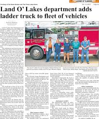 100 Three Lakes Truck Salute To Emergency Personnel 2018
