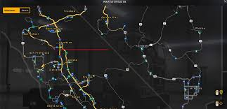 ATS MHA Pro Map V 1.2 For ATS - American Truck Simulator Mod | ATS Mod Scs Softwares Blog The Map Is Never Big Enough Maps For American Truck Simulator Download New Ats Maps Google For Drivers New Zealand Visas And Need Euro 2 Best Russian The Game Icrf Map Sukabumi By Adievergreen1976 Ets Mods Api Routing Route App Best Europe Africa Map Multimod 55 Of Hawaii Save 100 38 Lvl 9 Garage Mod Mod Dlc Sim Couldnt Find One So I Pieced Cities In Nevada And California Usa Offroad Alaska V13 Mods Truck Simulator