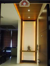 Pooja Room Ideas In Living Designs Decoretion For House Temple ... Modern Mandir Design Home Finest Small Puja Room With Indian Temple For Ideas Best Free Pooja Designs Decorating 2749 Ghar360home Remodeling And Door Images About Glass Doors Interior Architects Interiors 7 Beautiful Wooden Teak Wood Pin By Bhoomi Shah On Diy White Gold