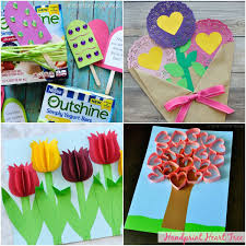 Heres A Unique Popsicle Card That Goes Perfectly With Moms Favorite Icy Treat As Mothers Day Gift Kids Will Love Customizing The Front Of Their Cards