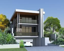 100 Narrow House Designs Amazing Plans With Front Garage NICE HOUSE